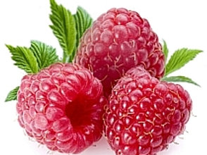 Fresh Raspberries Scented Candle (small)