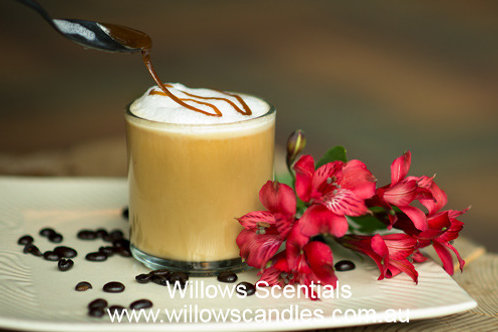 Caramel Latte Fragrance Beeswax Melts