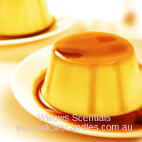 Creme Caramel Fragrance Beeswax Melts