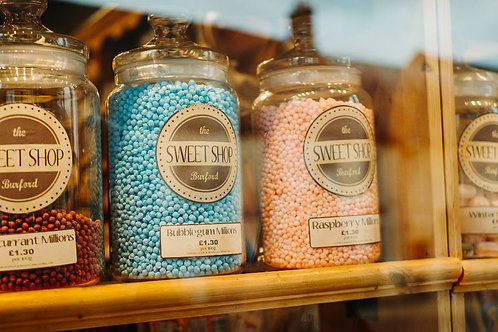 Sweet Shop Candle