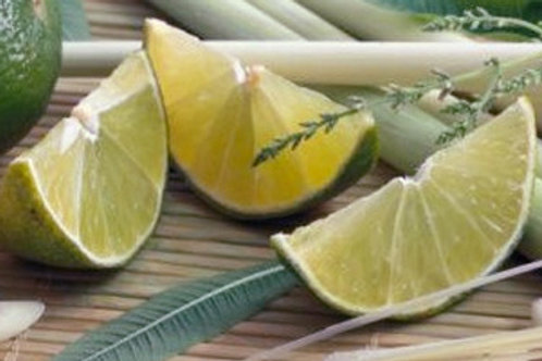 Lemongrass & Lime Essential Oil Beeswax Melts