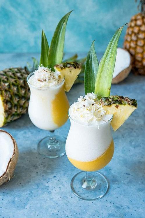 Pineapple, Vanilla & Coconut Fragrance Beeswax Melts