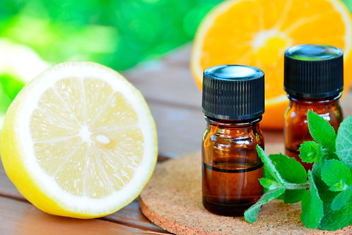 Orange & Lemon Essential Oil Beeswax Melts
