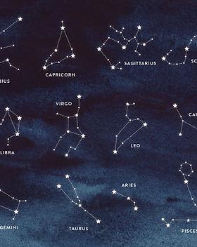 zodiac candles
