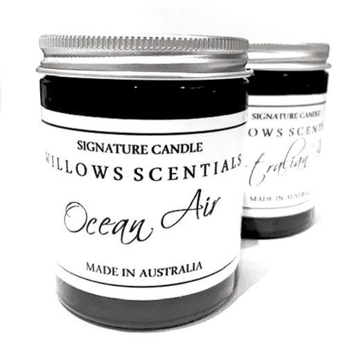 Ocean Air Essential Oil Blend Jar Candle