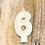 Thumbnail: Beeswax Birthday Number Candles - No.6
