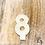 Thumbnail: Beeswax Birthday Number Candles - No. 8