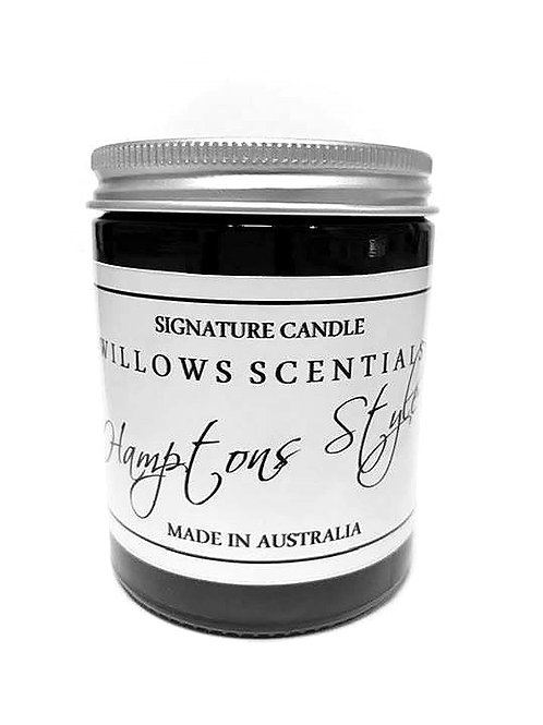 Hamptons Style Scented Candle