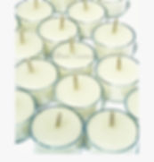 beeswax tealights tea light candles