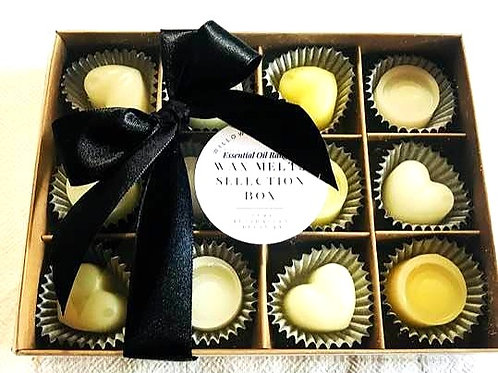 Essential Oil Range Wax Melts - The Melts Box Collection