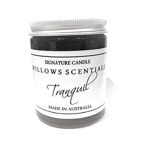 Tranquil Scented Candle