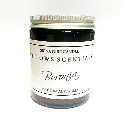 Boronia Scented Candle