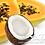 Thumbnail: PAPAYA COCONUT Scented Jar Candle
