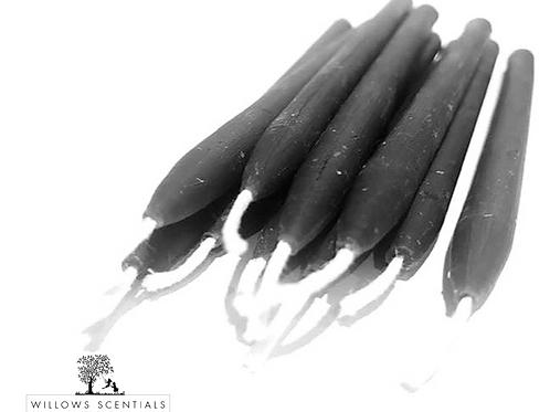 Chanukah / Hanukka Candles 12.5cm x qty 40 (smooth)