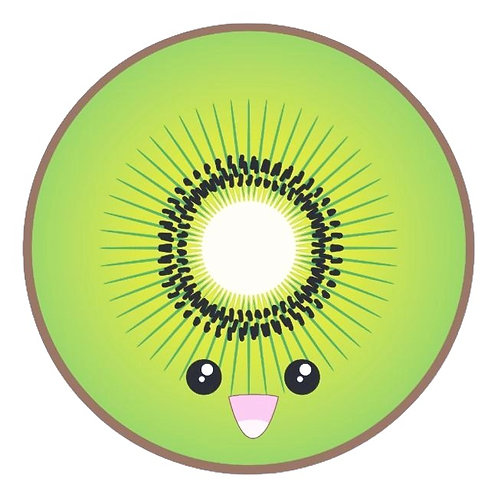 Kiwi Scented Candle (small)