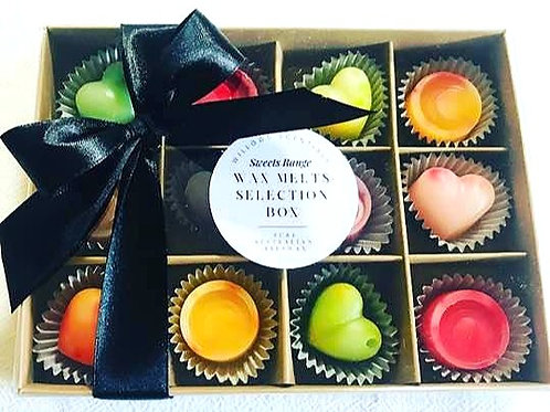 Sweets Range Wax Melts - The Melts Box Collection