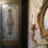 Витражи фацетные для межкомнатных дверей. Художественная мастерская в Липецке