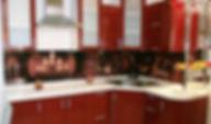 Скинали, закалённое стекло с фотопечатью для кухни, изготовление в Липецке