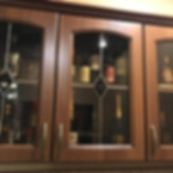 Витражи для кухонных фасадов, Липецк, витражная студия