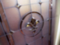 Фацетные витражи для дверей. Авторские Витражи, г. Липецк