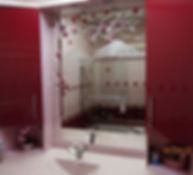 Стекло и зеркало с рисунком на заказ в Липецке