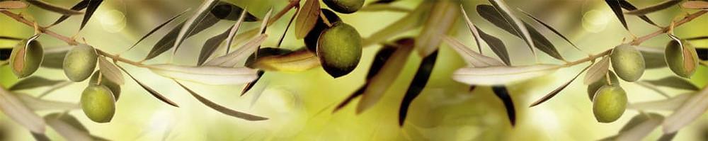 Изображение для скинали в оливково-бежевой гамме