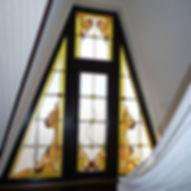 Витражные стекопакеты для окон и веранд в Липецке