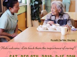 Visiting P👴🏻 LEUNG KUK Elderly H👵🏼me