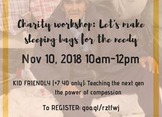 LocalHood & Tree of Life Charity Workshop