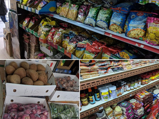Specialty ingredients stores in Sai Wan for Ethnic delicacies cooking