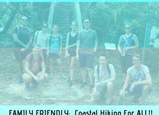 Hike to Waterfall Bay