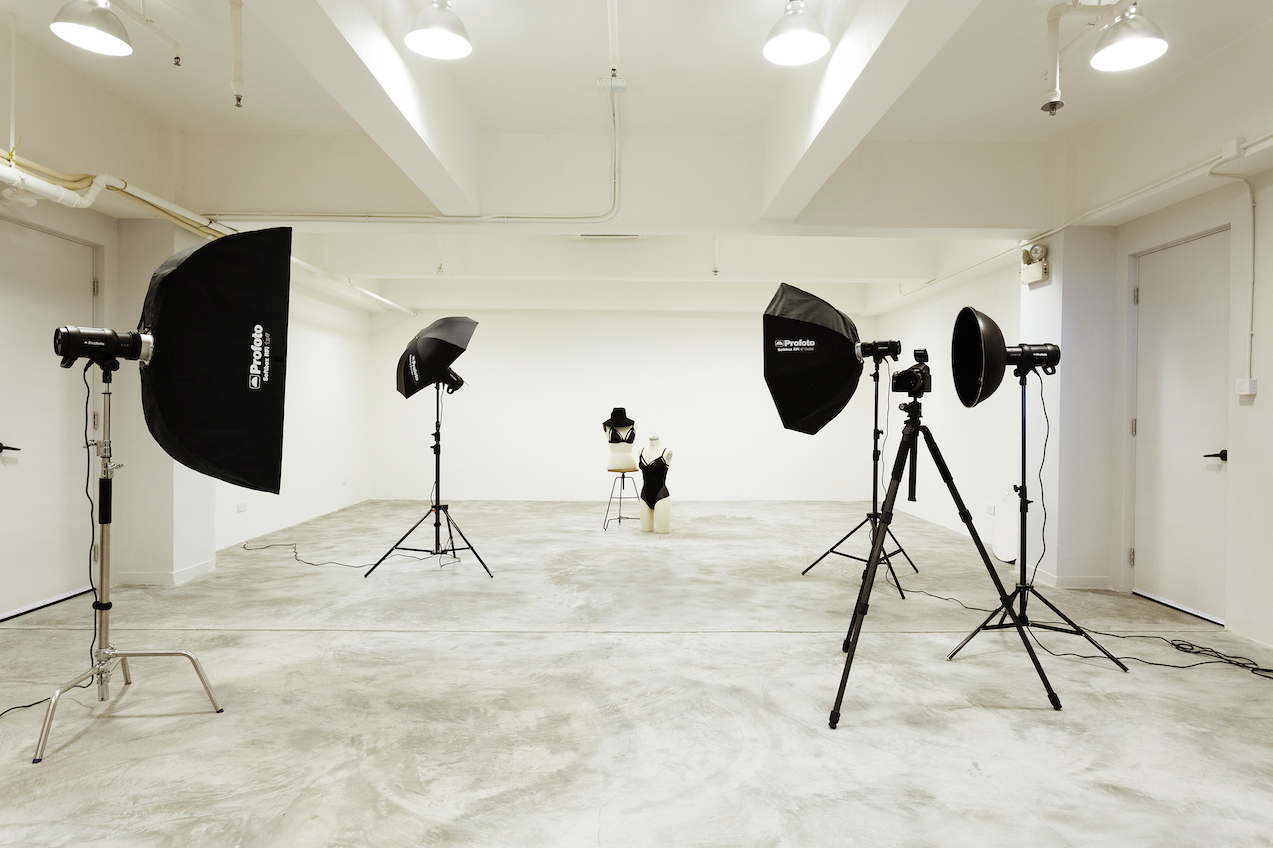 Pic 3 - Photography Studio at the Hive S