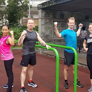 Outdoor Fitness Session_30 Mar