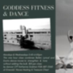 goddess fitness classes sedona and verde