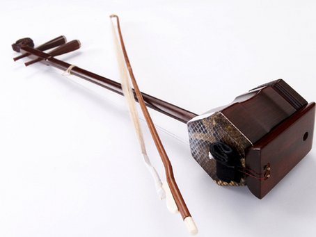 Traditional Chinese Instruments - Erhu 二胡