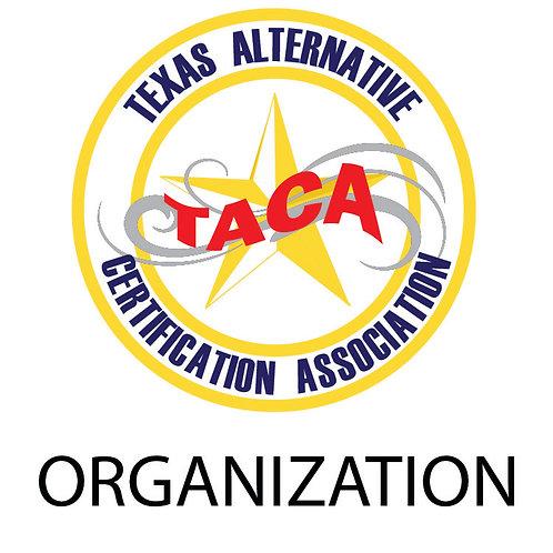 TACA Organization Large (6-8)