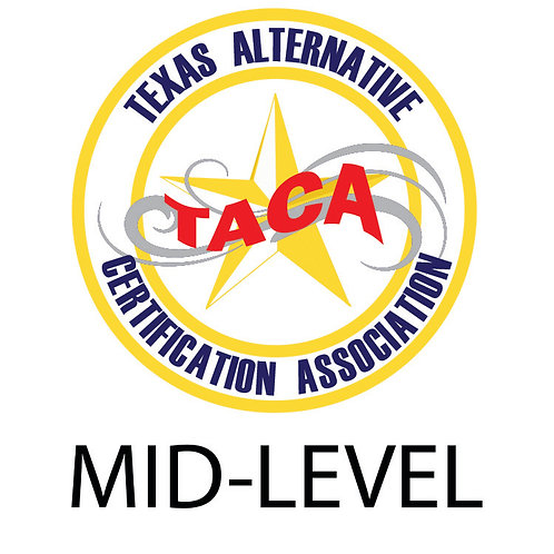 TACA Organization Mid-Level (3-5)