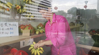 Fruit Shop Art Residency: Seeing the Obvious with Isabelle Desjeux