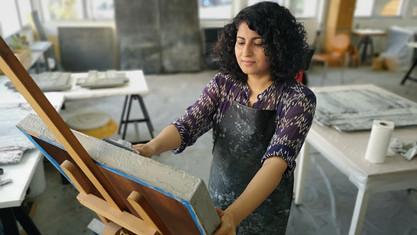Artists & Their Studios: Alpana Vij