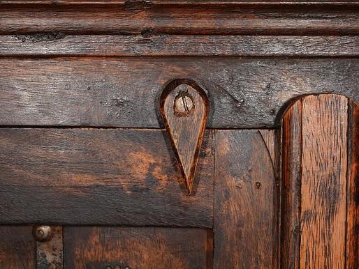 Collector Tip: Beware of Wood