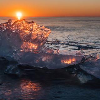 Ледяной рассвет
