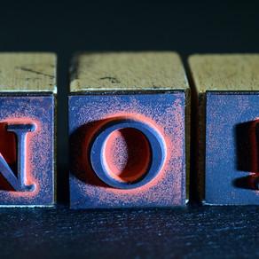 """Accettare i """"no"""" di Dio"""