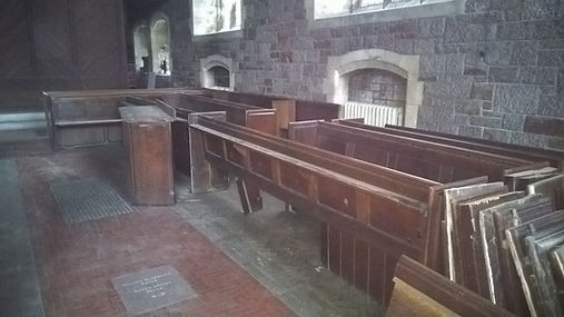 For Sale Church Pew's