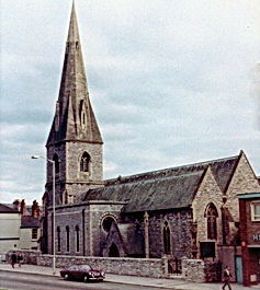 St John The Evangelist Church Plymouth