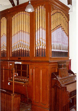 Pipe Organ for sale