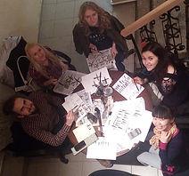 Курсы китайской каллиграфии для детей и взрослых в Киеве возле мето Житомерская