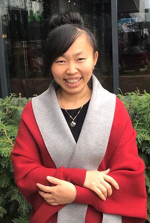 Чжоу Лаоши вчитель китайської мови, носій мови