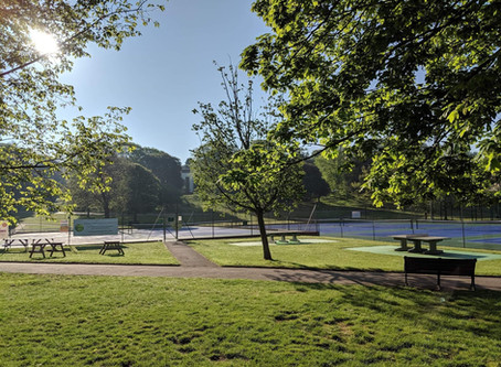 HOVE PARK TENNIS GROUP UPDATE