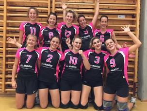 2. Liga TS Volley Düdingen - VBC Kerzers 1:3