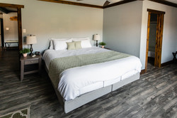 King Room in the Master Suite